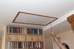 tetőterasz építése