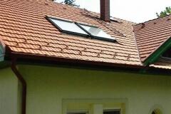 villa épület bővítés, födémcsere, tetőtér beépítés