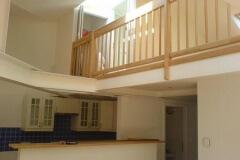 tetőtéri lakás kialakítás, építés, új födém és tetőszerkezet