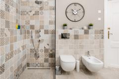 lakás átalakítása, felújítása - fürdő