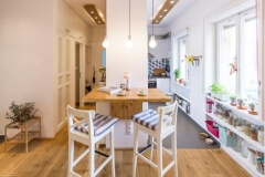 lakás teljes átépítése, felújítása